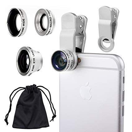 Dimension Lit Deux Places Belle Amazon Universal 3 In 1 Camera Lens Kit For Smart Phones