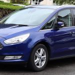 Dimension Lit Deux Places Inspirant ford Galaxy