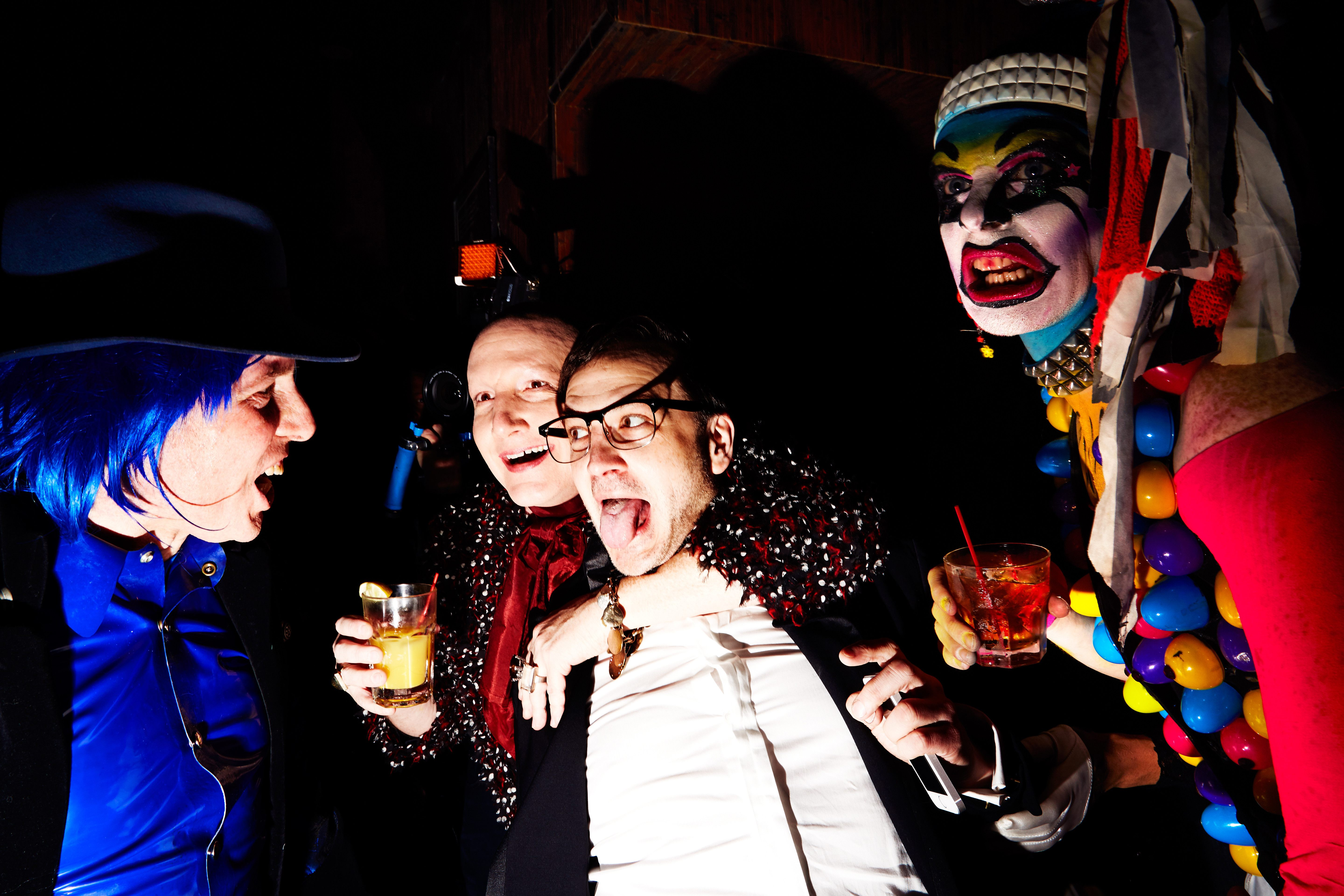 Drap Lit 2 Places Agréable Michael Alig Party Monster Murderer Returns to Nightlife – Rolling