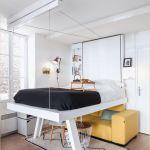 Echelle Pour Lit Mezzanine Impressionnant Escalier Tiroir Pour Mezzanine Moderne Lit En Mezzanine Unique Lit