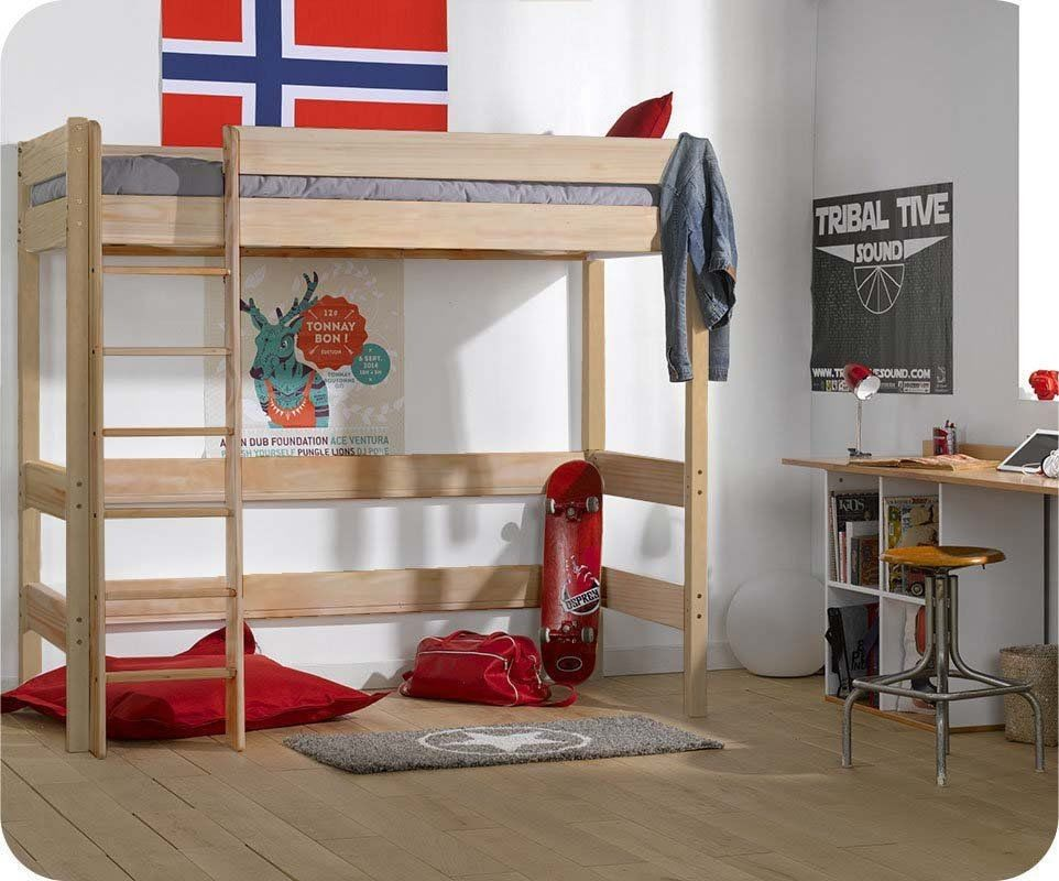 Enfant Lit Mezzanine De Luxe Lit Bureau Frais Bureau Pin Massif Inspirant 23 Best Lit Mezzanine