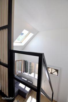 Escalier Lit Mezzanine Élégant Escalier Cube Mezzanine Deco Lit Mezzanine Chambre Mezzanine Adulte