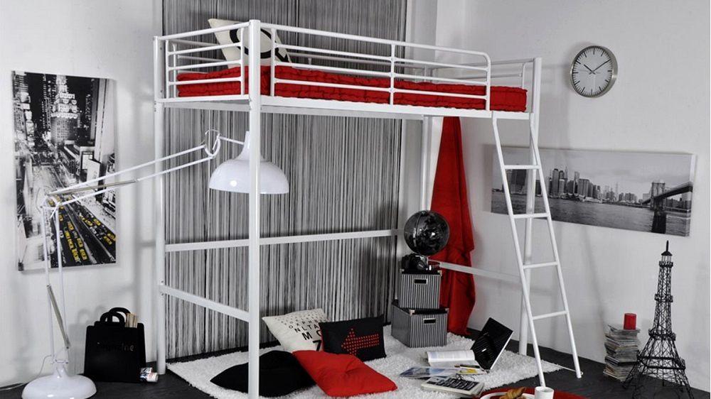 Escalier Pour Lit Mezzanine Fraîche Mezzanine Design Chambre Génial Lit En Mezzanine Luxe Rangement