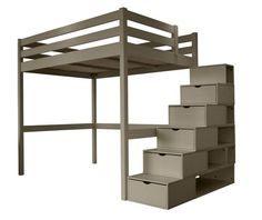 Escalier Pour Lit Mezzanine Inspiré 23 Meilleures Images Du Tableau Lit Mezzanine Abc Meubles