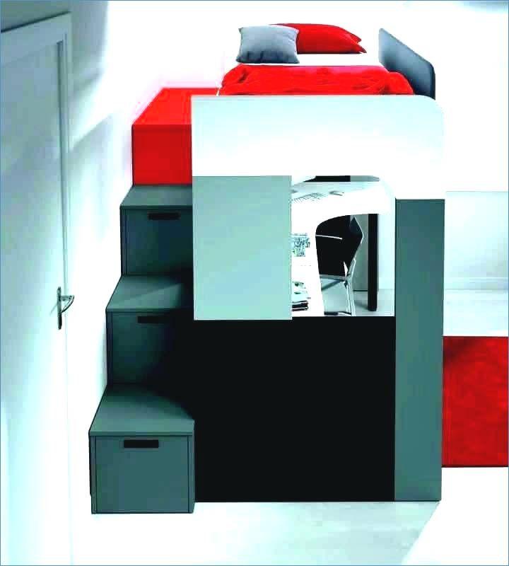 Escalier Pour Lit Mezzanine Joli Lit Mezzanine Rangement – Desapega – Offbeatfo