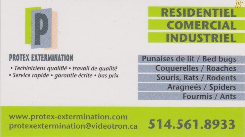 Exterminateur Punaise De Lit Tarif Agréable Список бизнесов