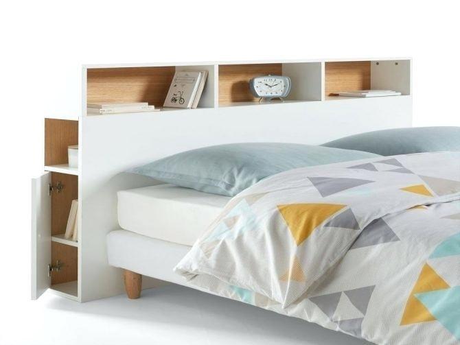 fabriquer un cadre de lit avec rangement charmant meuble. Black Bedroom Furniture Sets. Home Design Ideas