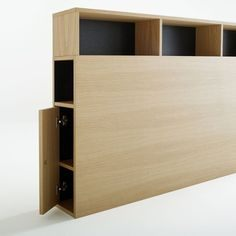Fabriquer Un Cadre De Lit Avec Rangement Impressionnant Storage In the Headboard something A Bit Like that Maybe Smaller