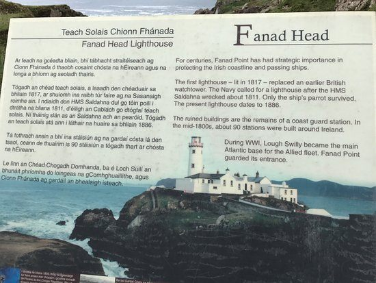 Faire Un Tour De Lit Agréable Bedroom Dunree View Picture Of Fanad Head Lighthouse Portsalon