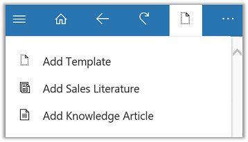 Faire Un tour De Lit Fraîche Dynamics 365 App for Outlook User Guide Dynamics 365 for Customer