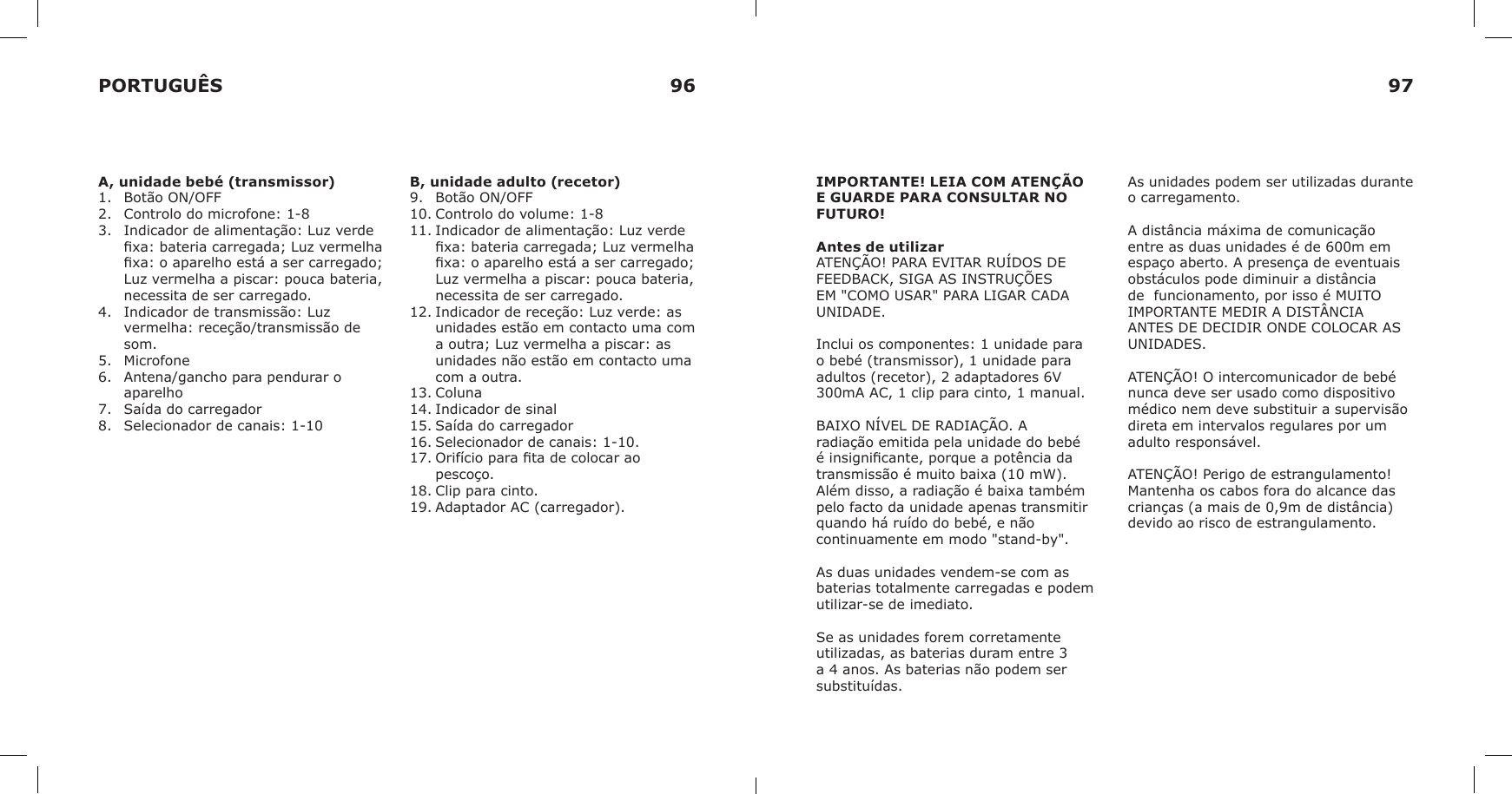 Faire Un tour De Lit Unique Ik88t 900mhz Analog Baby Monitor Baby Unit User Manual Ikea Of