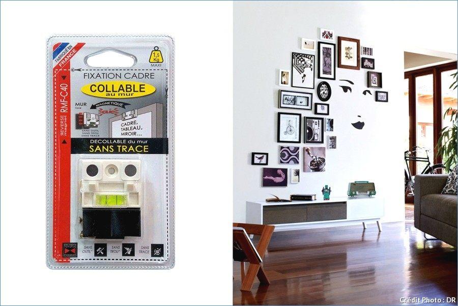 Fixer Une Tete De Lit Sans Percer Magnifique 36 Awesome Pics Accrocher Tableau Mur Beton Sans Percer 36 Frais