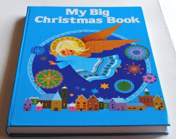 Grand Lit Bebe Belle Livre Enfant Vintage Mon Livre De No L Grand Lit Le Temps