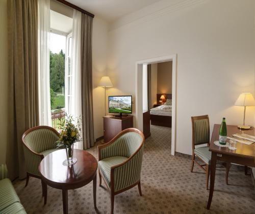 ОтеРь Grand Hotel Rogaška Premium 4 Рогашка СРатина Бронирование