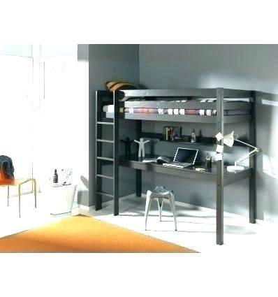 Grand Lit Mezzanine Inspiré Bureau Pour Lit Mezzanine – Lamitekfo