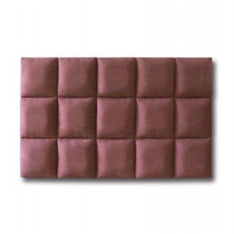 Hauteur Tete De Lit De Luxe Tªte De Lit Liou Tablette Coloris Aubergine Taille 185 X 100 Cm