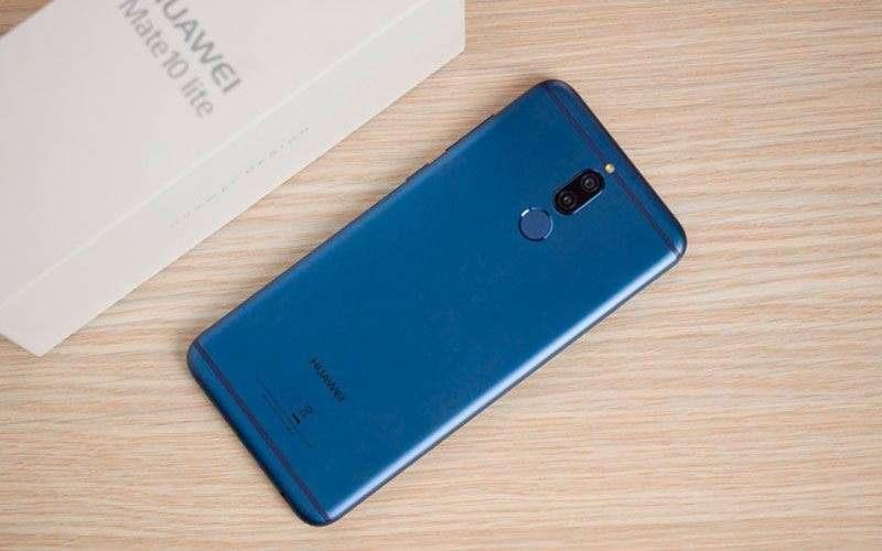 Huawei Mate 10 Lite Pas Cher Bel Отзыв Huawei Mate 10 Lite