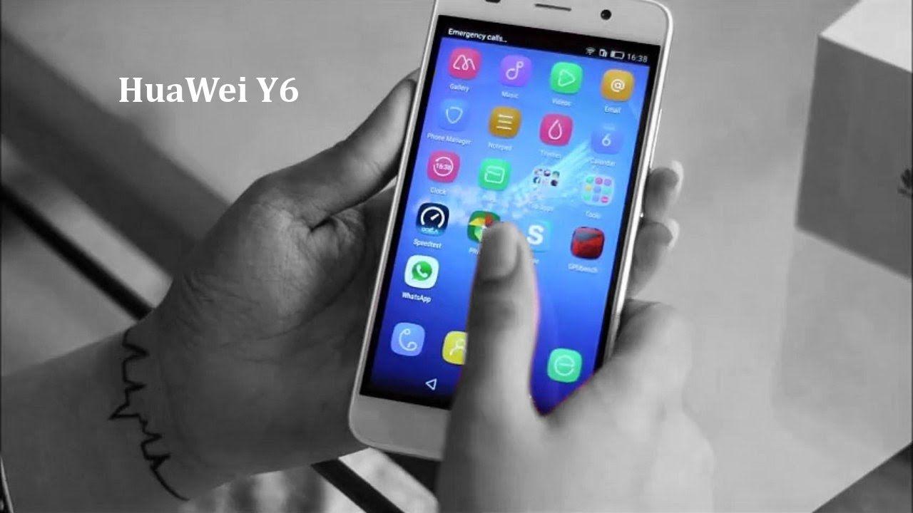 Huawei Y6 présentation son prix change tout