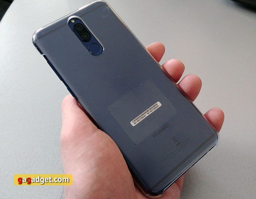 Huawei Mate 10 Lite Pas Cher Élégant Отзыв Huawei Mate 10 Lite