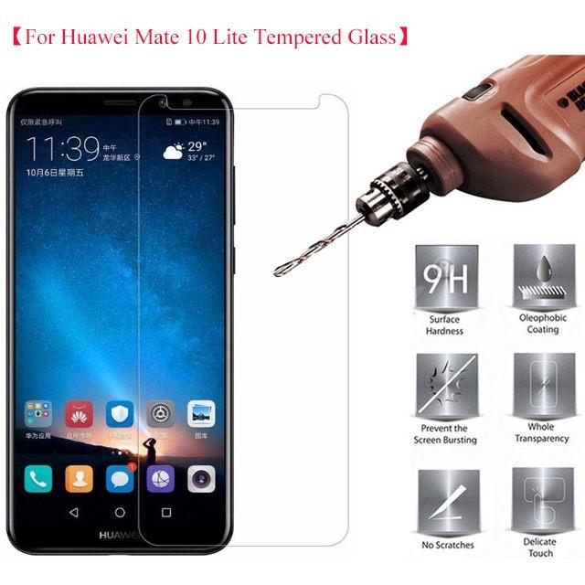Huawei Mate 10 Lite Tempered Glass For Huawei Nova 2i Screen