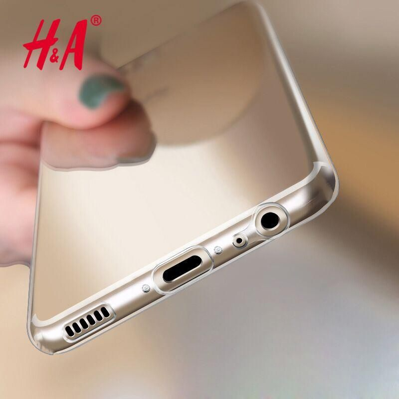 Huawei P10 Lite Pas Cher Élégant Huawei P9 Lit Line Cheap H&a Silicone Case for Huawei P9 P9 Lite P8