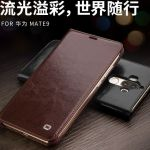 Huawei P10 Lite Pas Cher Frais 3 вида цветов оригинаРьный Qialino бренд кожаный чехоРдРя Huawei