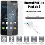 Huawei P10 Lite Pas Cher Joli Huawei P10 Lite Verre Trempee Achat Vente Pas Cher