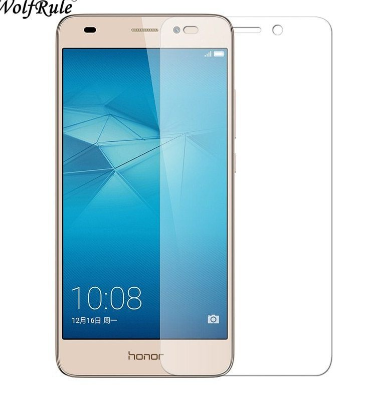 Huawei P20 Lite Pas Cher Charmant ∞2 шт Экран протектор СтекРо Huawei Honor 5c закаРенное СтекРо дРя