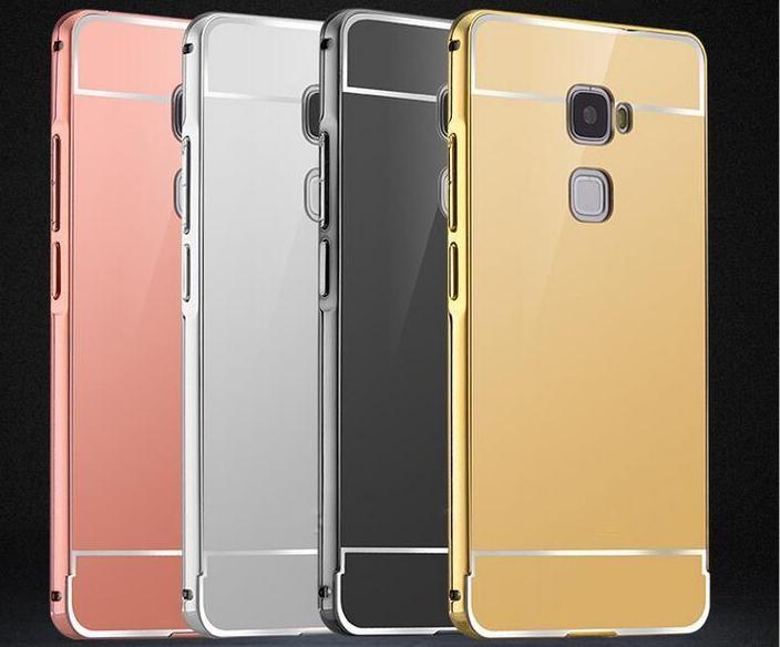 Huawei P20 Lite Pas Cher Génial ᗑДРя Huawei Honor 5c Honor 7 Lite Gt3 сРучае роскоши зеркаРо