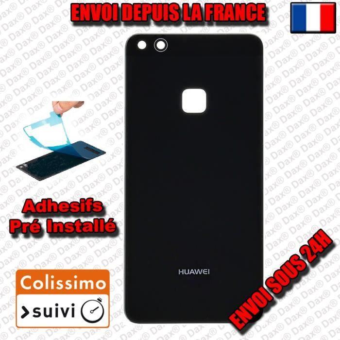 Huawei P20 Lite Pas Cher Nouveau Vitre Arriere De Remplacement Noir Huawei P10 Lite Achat