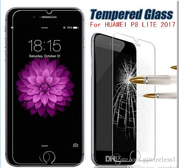 Huawei P8 Lite 2017 Pas Cher Agréable P8 Lit Tempered Glass for Huawei P8 Lite 2017 Honor 8 Lite for Htc U