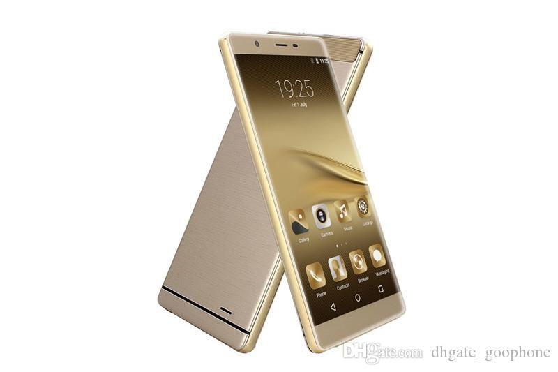 Huawei P9 Lite Pas Cher De Luxe El Telefono Movil Barato Nuevo Huawei P9 Plus Max Clone 64bit Mtk