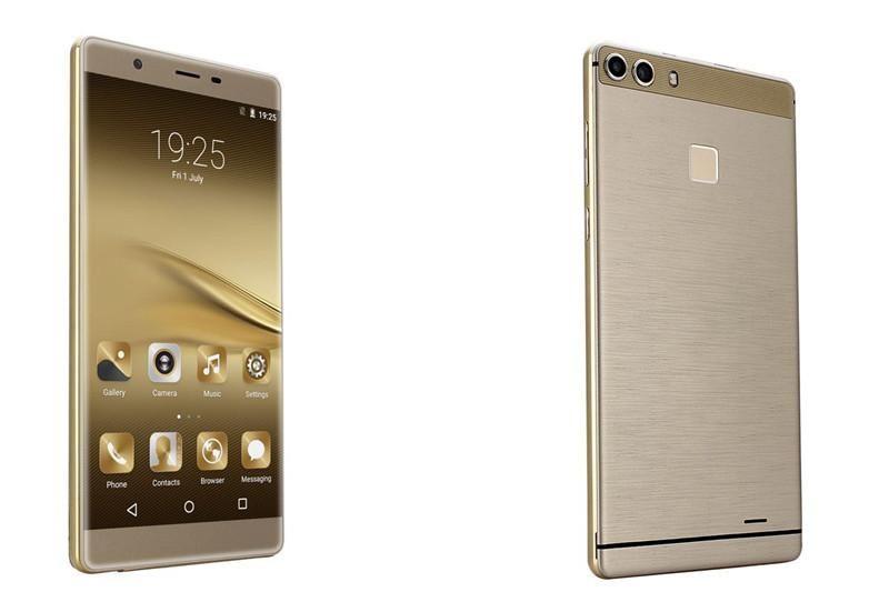 El Telefono Movil Barato Nuevo Huawei P9 Plus Max Clone 64bit MTK