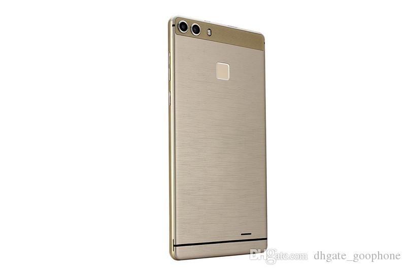Best Cheap New Huawei P9 Plus Max Clone 64bit MTK 6592 Octa Core
