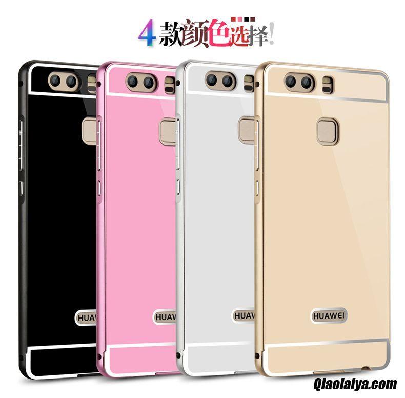 Huawei P9 Lite Pas Cher Unique Coque Pour Huawei P9 Plus Pas Cher Accessoires Darkviolet Coque
