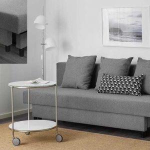 Ikea Fauteuil Lit Le Luxe Ikea Banquette Convertible Fauteuil Lit 1 Place Belle Pouf