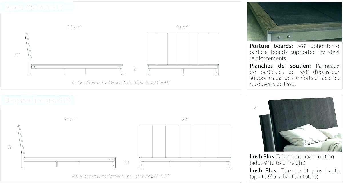 Ikea Lit 2 Personnes Meilleur De Dimension Lit 2 Places Awesome Frais Dimension Matelas Une Place
