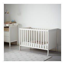 SUNDVIK Lit bébé IKEA