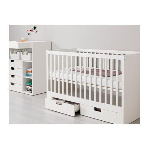 Ikea Lit Bebe Evolutif Charmant Stuva Crib with Drawers Ikea Baby A Pinterest