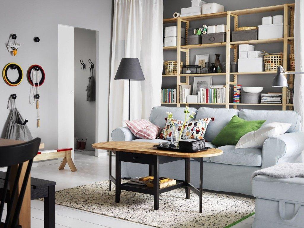 "Ikea Lit Cabane Joli Salon Ikea Salon Inspiration Salon Zdj""â""¢cie Od Ikea Salon Ikea"