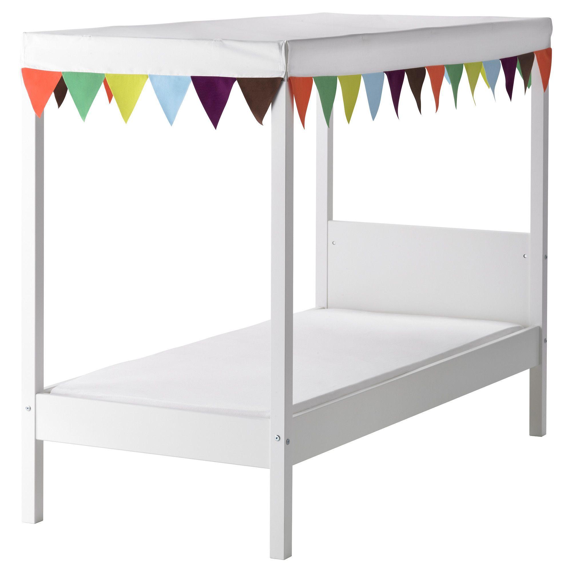 Ikea Lit Cabane Le Luxe –vre Bedframe M Lattenbodem Bedhemel Ikea