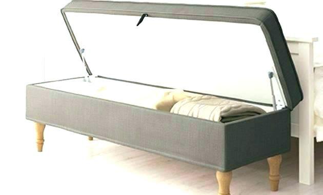 Ikea Lit Coffre 160 Belle Coffre Bout Lit – Famfgfo