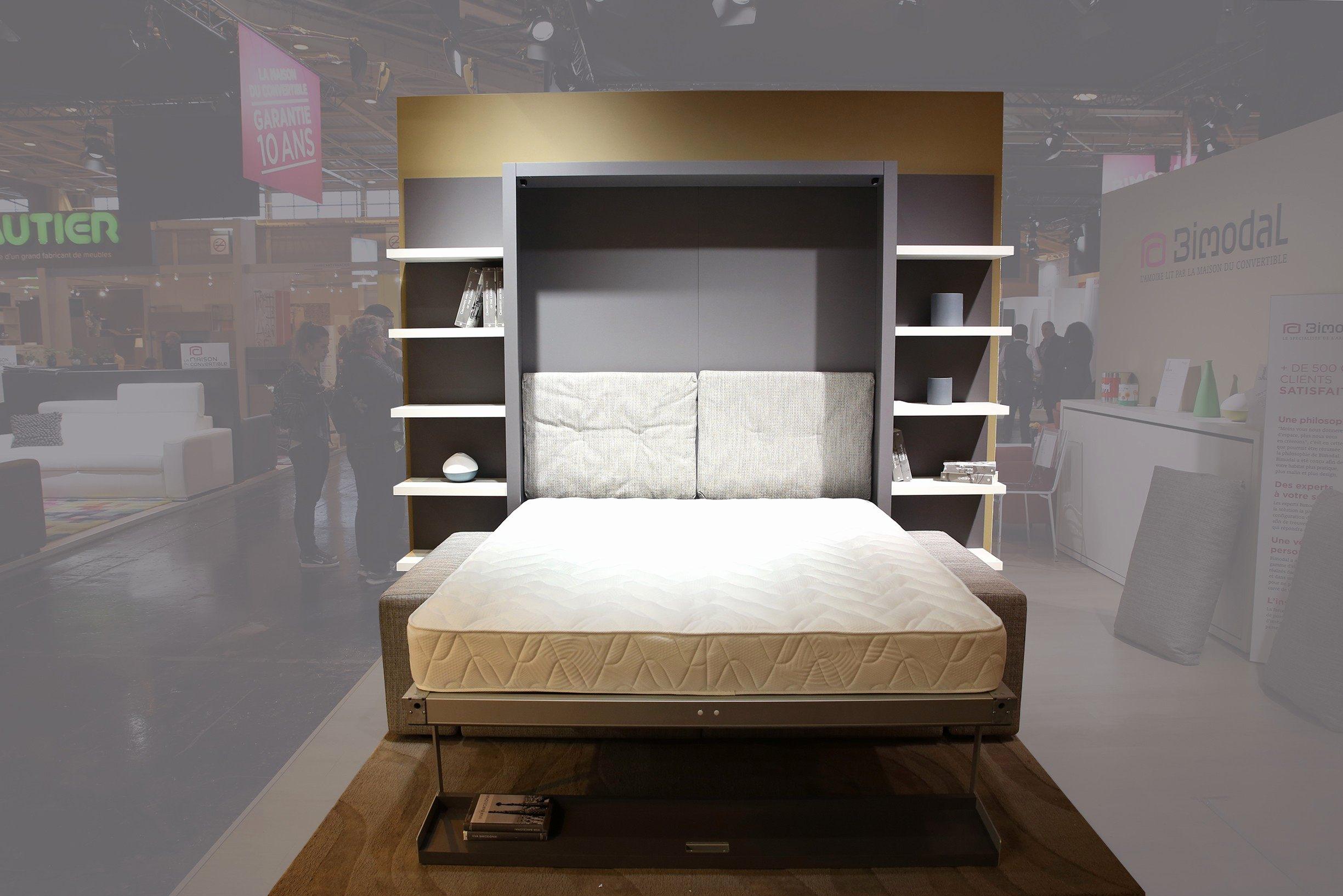Extraordinaire Armoires Lits Escamotables Ikea Avec Lit Placard Ikea