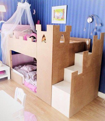 Ikea Lit D Enfant Bel Les Super Transformations De Lit Pour Enfant Kura D Ikea Momes