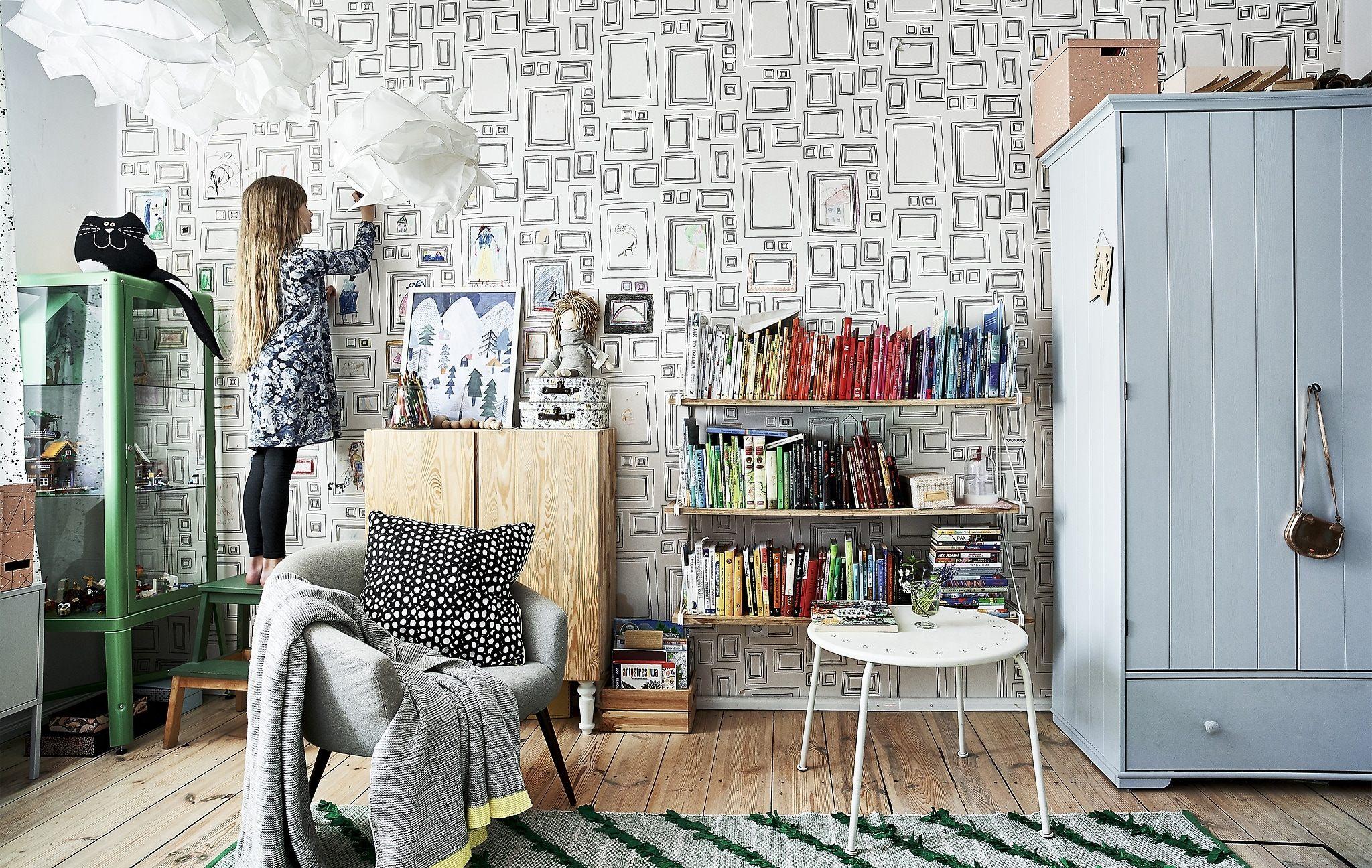 Créez une chambre d enfant qui stimule la créativité IKEA