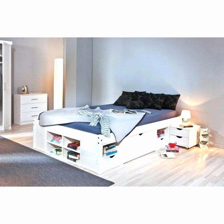 Ikea Lit Rangement Fraîche Lit Avec Tiroir De Rangement 140—190 Génial Lit Tiroir 140—190