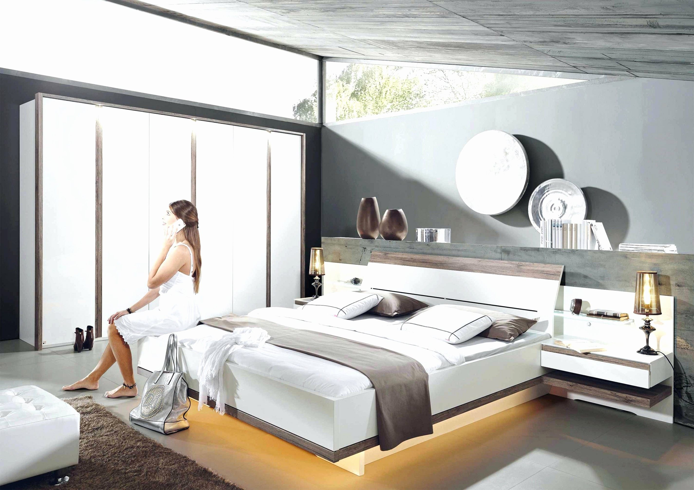 Ikea Lit sommier Beau Lit 160×200 Frais Doppelbett 180—200 Innen Ikea Vallavik Lit sommier