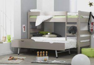 Ikea Lit Surélevé Belle Lit Superposé En Bois Amazing Lit Superpos Cabane 17 1
