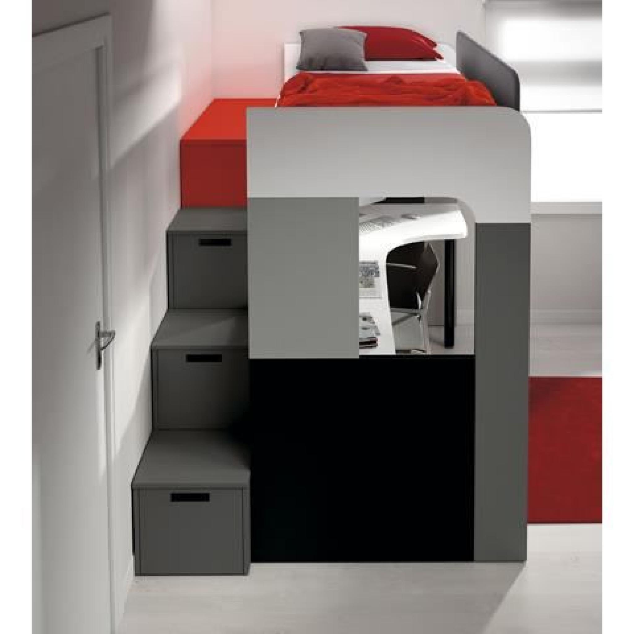 Ikea Lit Surélevé Génial Lit En Hauteur Pas Cher