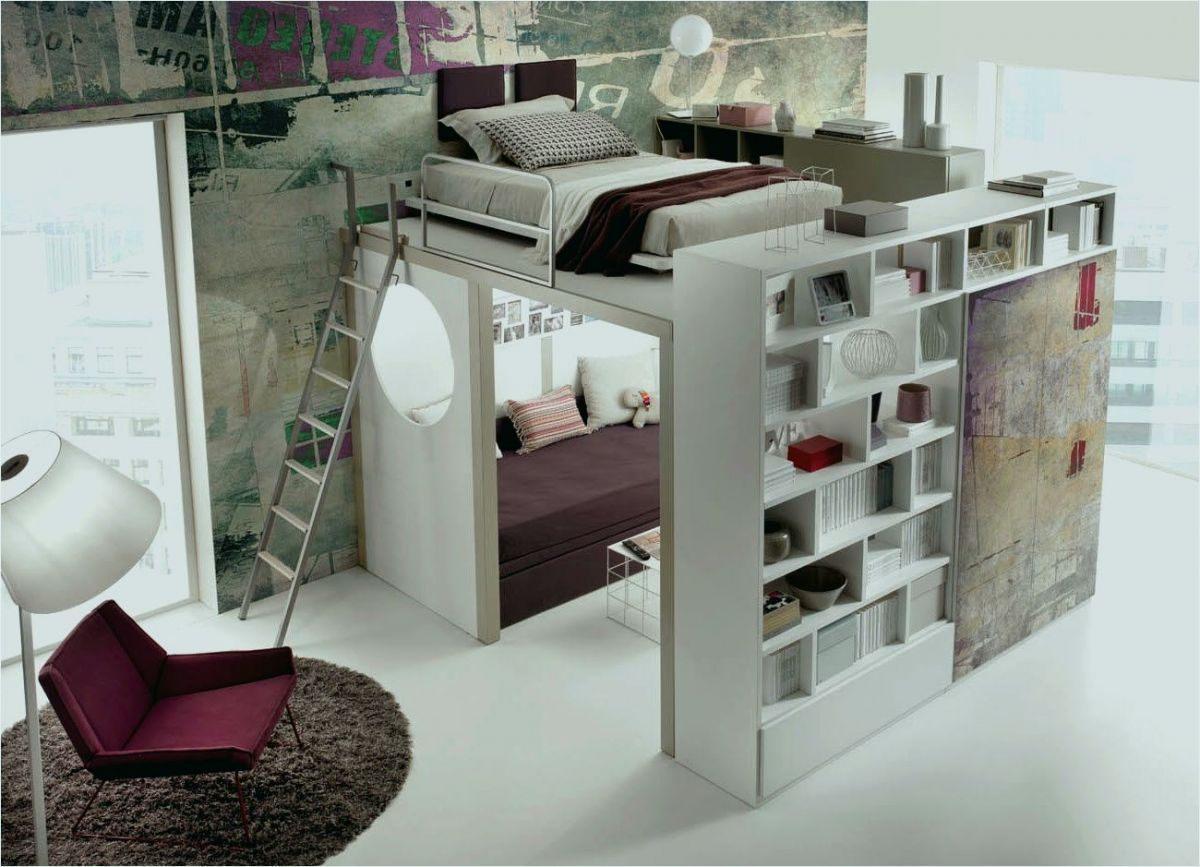 Ikea Lit Surélevé Génial Lit Mezzanine Rangement